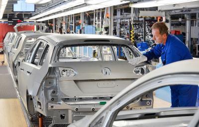 Volkswagen - fabrica Zwickau