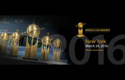 Masina Anului in Lume 2016 - WCOTY