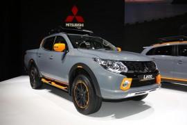Mitsubishi L200 Geoseek Concept
