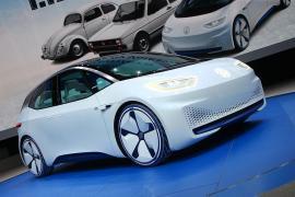 Salonul Auto de la Paris - Volkswagen I.D. Concept
