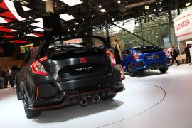 Salonul Auto de la Paris - Honda Civic Type R Prototype