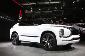 Salonul Auto de la Paris - Mitsubishi GT PHEV Concept
