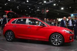 Salonul Auto de la Paris - Hyundai i30