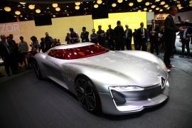 Salonul Auto de la Paris - Renault TREZOR