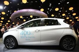 Salonul Auto de la Paris - Renault ZOE ZE 40
