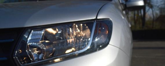 Noile faruri - parte din noua linie de design Dacia