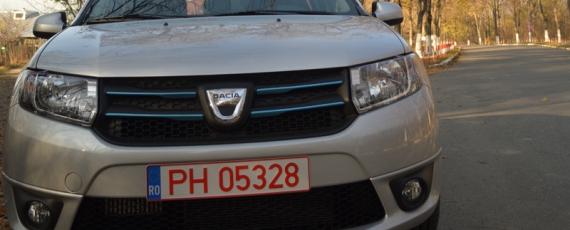 Dacia Sandero - muchiile mai ascutite o apropie de modelele germane