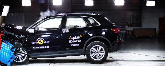 Audi Q5 - rezultate Euro NCAP (01)