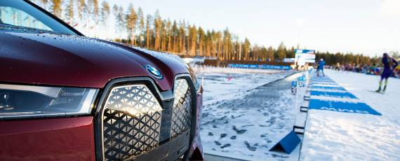 BMW iX - Cupa Mondială de Biatlon (01)