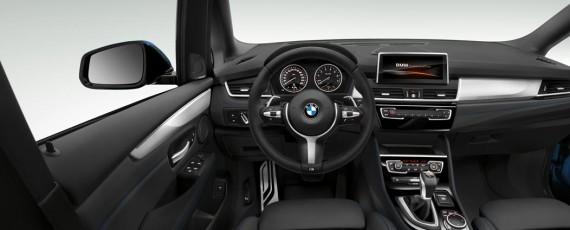 Noul BMW Seria 2 Gran Tourer - interior (01)