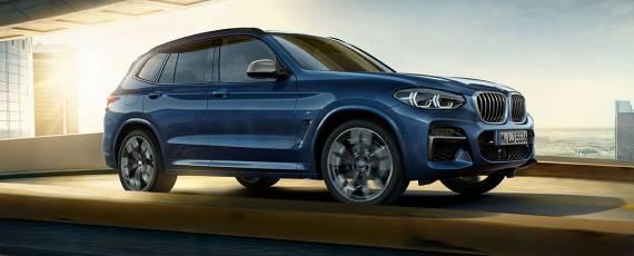 BMW X3 - On a Mission (01)