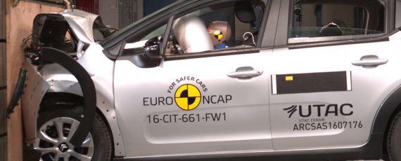 Citroen C3 - rezultate Euro NCAP (01)