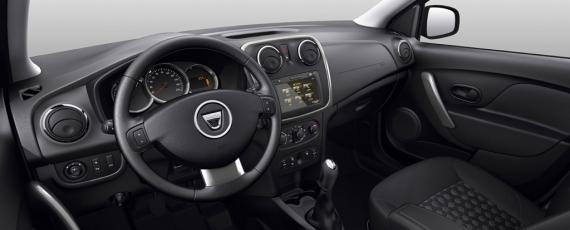 Noul Logan MCV - interior