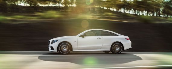 Noul Mercedes-Benz E-Class Coupe Edition 1 (02)