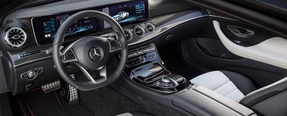 Noul Mercedes-Benz E-Class Coupe Edition 1 (05)