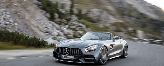 Noul Mercedes-AMG GT C Roadster (01)
