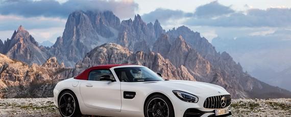 Noul Mercedes-AMG GT Roadster (01)