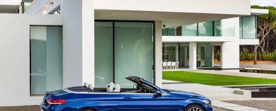Noul Mercedes-Benz C-Class Cabriolet (06)