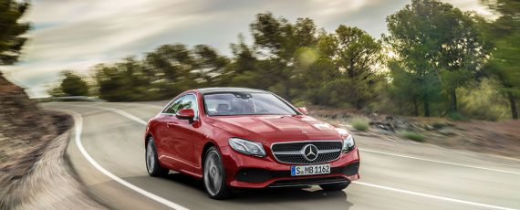 Noul Mercedes-Benz E-Class Coupe 2017 (02)
