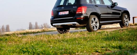 Test Drive Mercedes-Benz GLK 220 CDI 4MATIC (07)
