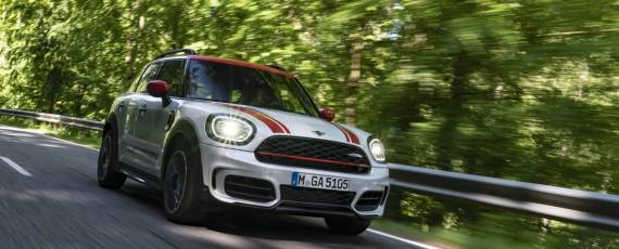 MINI John Cooper Works Countryman 2020 (01)