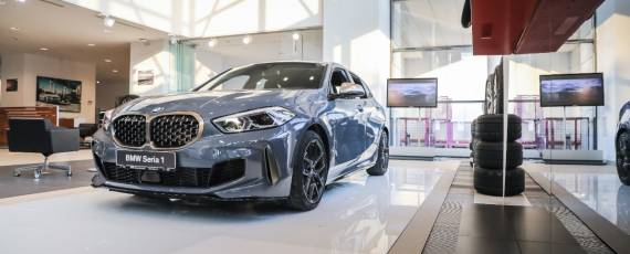 Noul BMW Seria 1 - lansare Romania (01)