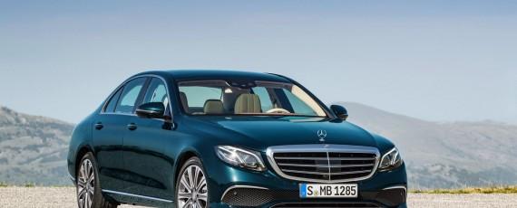 Noul Mercedes-Benz E-Class - preturi Romania (01)