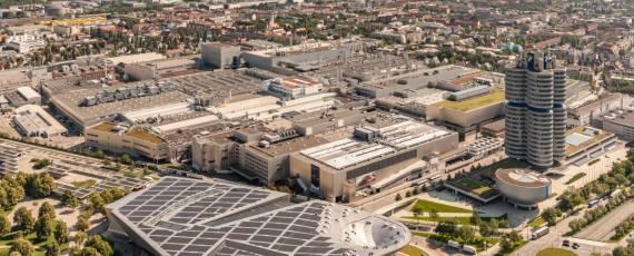 Fabrica BMW din München