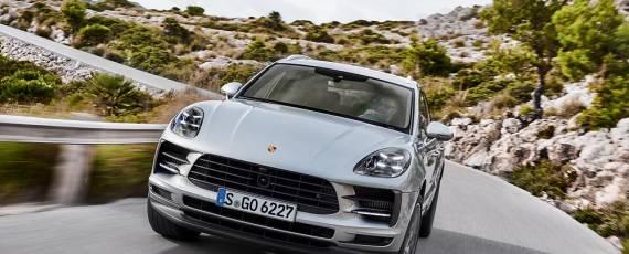 Noul Porsche Macan S 2019