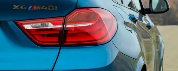 Test BMW X4 M40i (13)