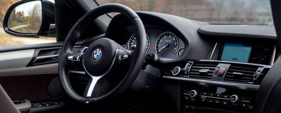Test BMW X4 M40i (17)