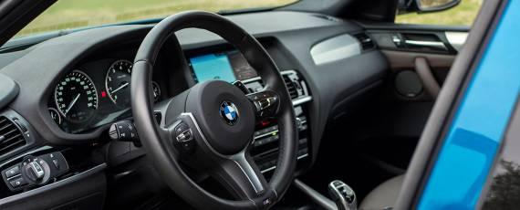 Test BMW X4 M40i (18)