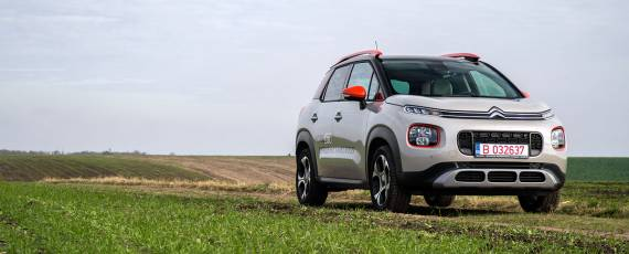 Test Citroen C3 Aircross Puretech 110 (01)