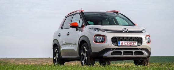 Test Citroen C3 Aircross Puretech 110 (03)
