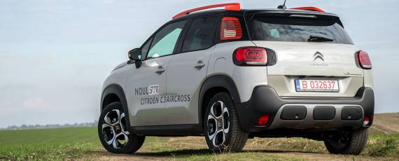 Test Citroen C3 Aircross Puretech 110 (05)