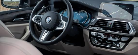 Test BMW X3 xDrive20d (17)