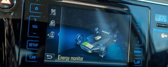 Test Toyota Auris Hybrid Black Edition (18)