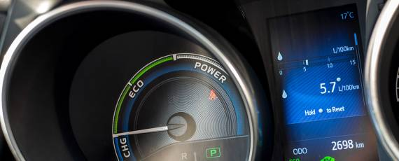 Test Toyota Auris Hybrid Black Edition (17)