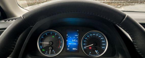 Test Toyota Corolla 1.6 Valvematic Multidrive S (17)