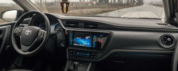 Test Toyota Corolla 1.6 Valvematic Multidrive S (14)