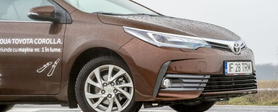 Test Toyota Corolla 1.6 Valvematic Multidrive S (09)