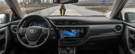 Test Toyota Corolla 1.6 Valvematic Multidrive S (13)