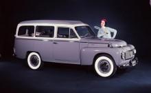 Volvo Duett - 1953