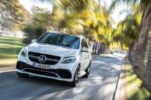 Noul Mercedes-AMG GLE 63 S 4MATIC