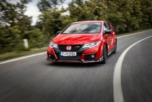 Noua Honda Civic Type R 2016