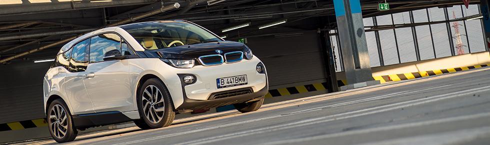 Test Drive BMW i3 60 Ah