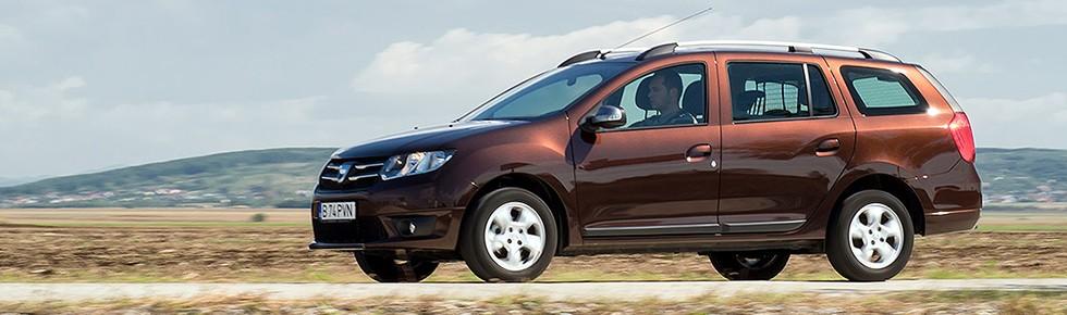 Test Drive Dacia Logan MCV Prestige dCi 90 Easy-R