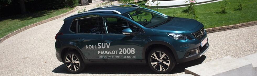Test Drive Peugeot 2008 facelift - 1.2 PureTech 110