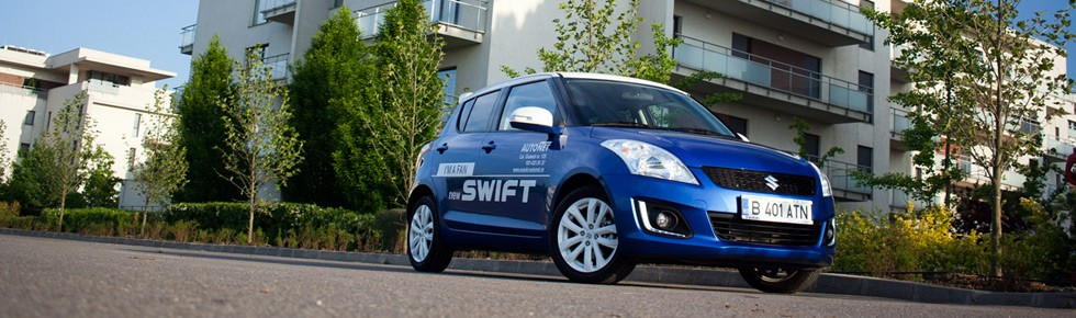 Test Suzuki Swift 1.2 VVT GLX