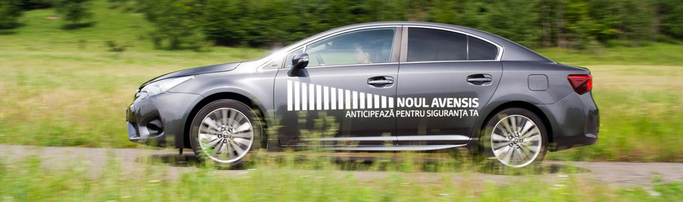 Test Drive Toyota Avensis 2.0 D-4D Luxury